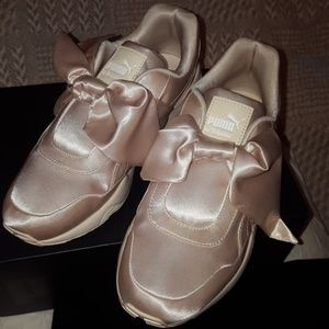Brand New Puma x PUMA Bow Trinomic Sneakers